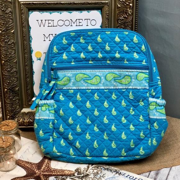 2d98ebb83f Handbags - NWOT Vera Bradley Inspired Backpack Purse